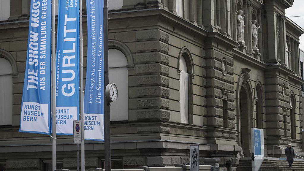 Das Kunstmuseum Bern lüftet den Schleier über dem Kunstfund Gurlitt und zeigt erstmals rund 200 Werke der Öffentlichkeit.