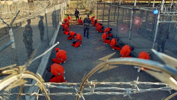 Aus dem berüchtigten US-Gefängnis auf Kuba, Guantánamo, ist eine Person nach Saudi-Arabien verlegt worden. (Archivbild)