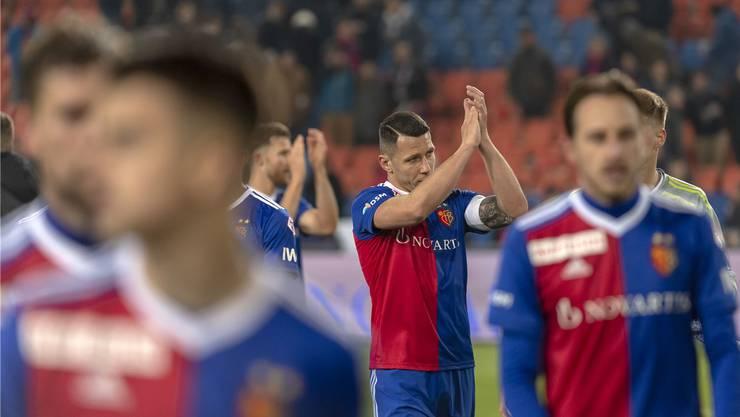 Sagt Marek Suchy am kommenden Samstag den FCB-Fans ein letztes Mal «Dankeschön»?