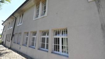 Strafanstalt Schöngrün: Hier starb am 3.Juni ein Insasse.