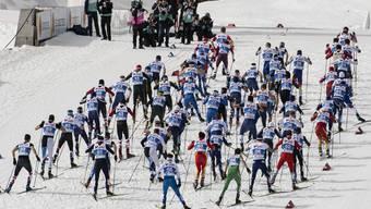 """Die """"Operation Aderlass"""" warf einen Schatten auf die nordische Ski-Weltmeisterschaften in Seefeld"""