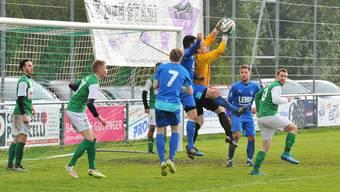 Punkteteilung im Gäuer Derby zwischen dem FC Härkingen und dem SC Fulenbach