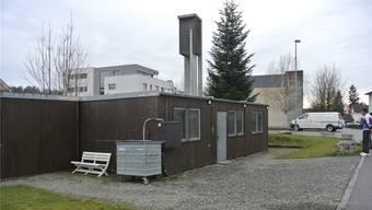 Die Containersiedlung für Asylsuchende ist fast 30 Jahre alt und in einem schlechten Zustand.