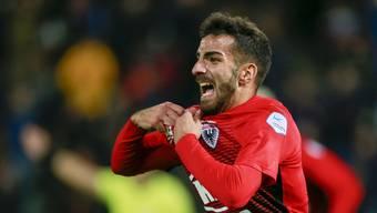 Varol Tasar ist in der Super League begehrt