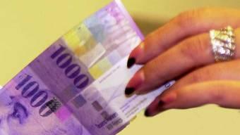 Innerhalb von rund sieben Jahren soll die 52-Jährige 2,3 Millionen Franken veruntreut haben.