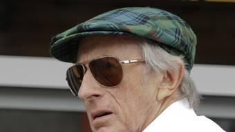 Wer hätte das gedacht: Der ehemalige Formel-1-Weltmeister Jackie Stewart lässt sich lieber chauffieren, als dass er selber ans Steuer sitzt. (Archivbild)