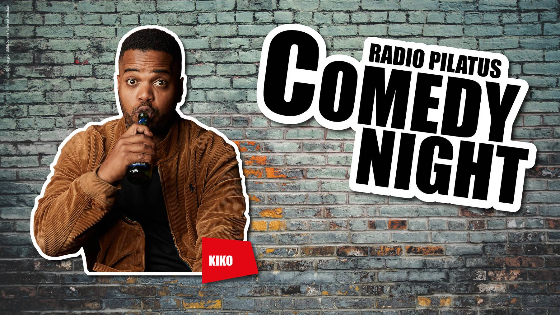 Radio Pilatus Comedy Night Kiko