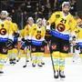 Hängende Berner Köpfe in Davos - selbst zwei Siege garantieren dem SC Bern die Playoffs nicht mehr