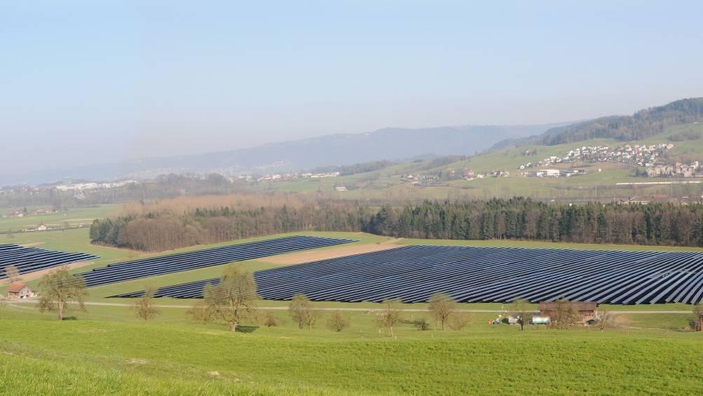 Hochschule Luzern forscht für Solaranlage in Inwil