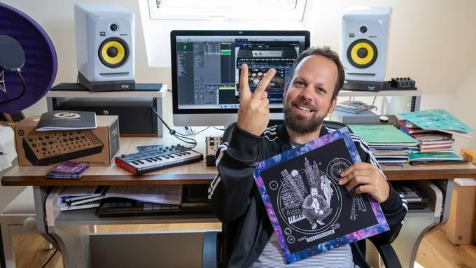 Hat Grund zur Freude: Oltner Reggae-Künstler Collie Herb.
