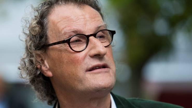 Geri Müller: Die anonymen Gruppe «Bürgerinitiative für Neuwahlen in Baden» hofft auf seinen Rücktritt.