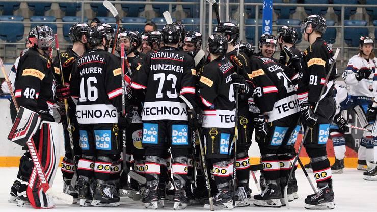 Der EHC Basel gewinnt nach Verlängerung und macht einen Schritt in Richtung Playoffs.