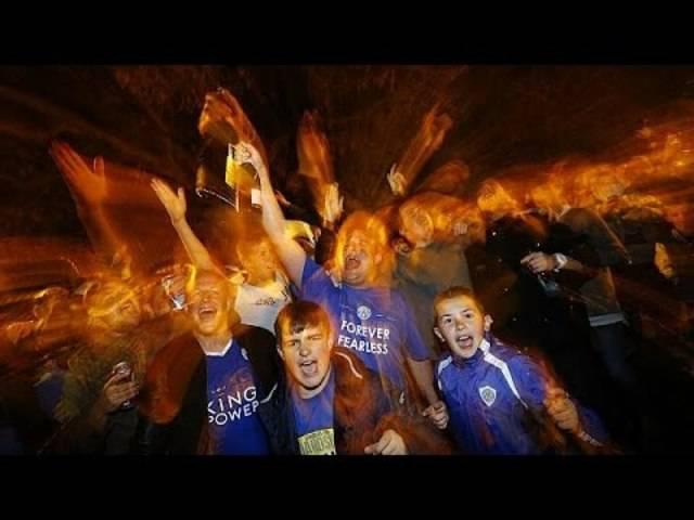 Leicester feiert Meisterschaft der «Füchse»