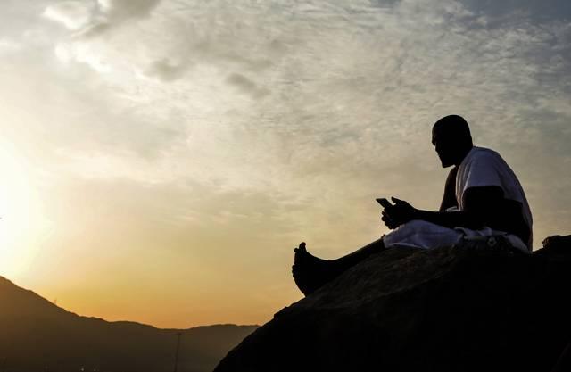Es muss nicht gleich die Pilgerfahrt nach Mekka sein: Aber ein wenig Spiritualität tut gut.