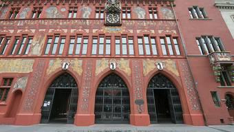 Die SVP Basel-Stadt will mit Anwalt Stefan Suter ins Rathaus einziehen.