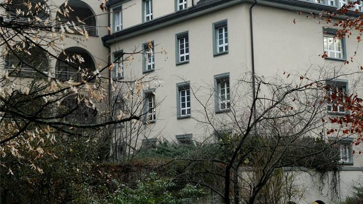 Ins Claraspital kommen Patienten aus der ganzen Schweiz.