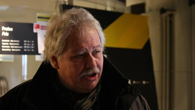Heinz Urben, Brückenbauer für die Filmliebhaber von morgen.  (ak )