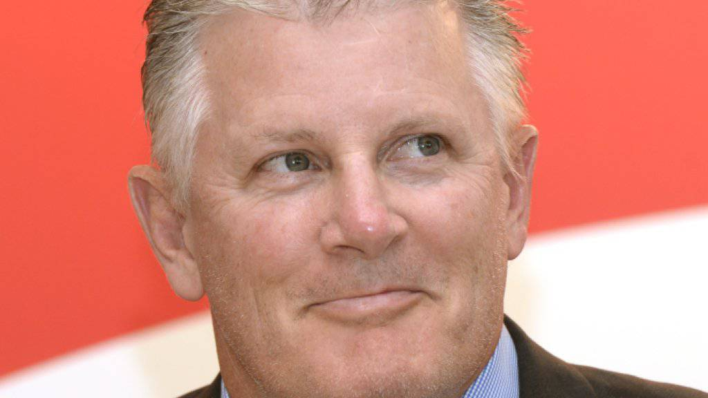 ZSC-Lions-Coach Marc Crawford