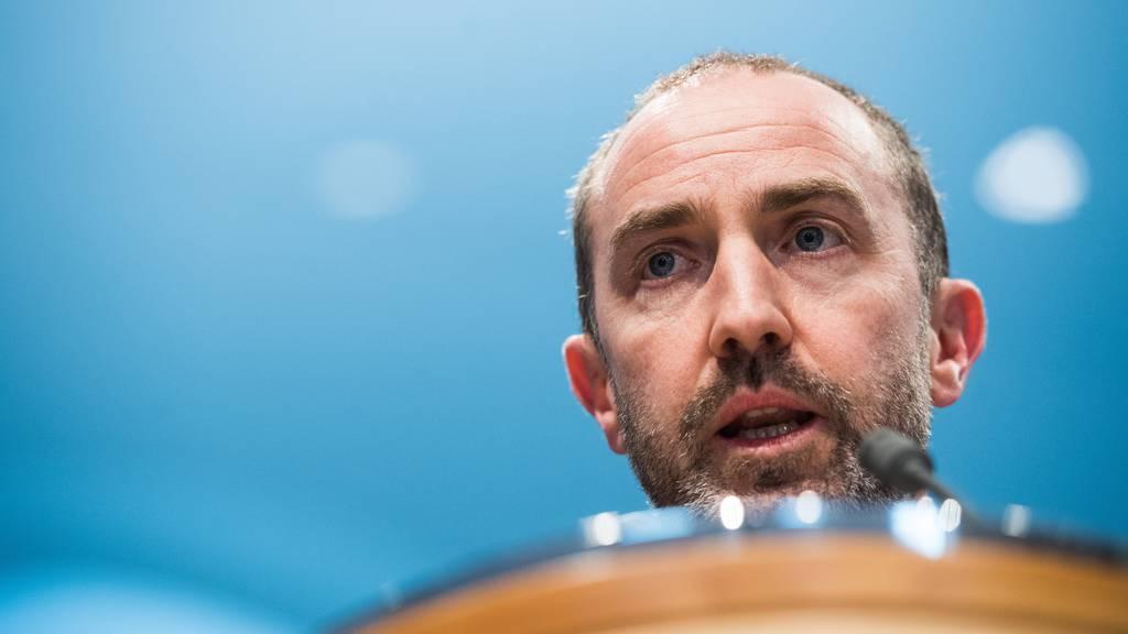 Der Tessiner Kantonsarzt Giorgio Merlani zeigte sich am Mittwoch an einer Medienkonferenz besorgt.