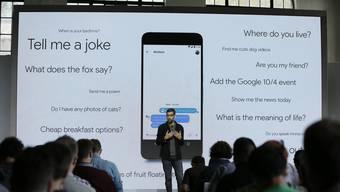 Googles erstes eigenes Smartphone