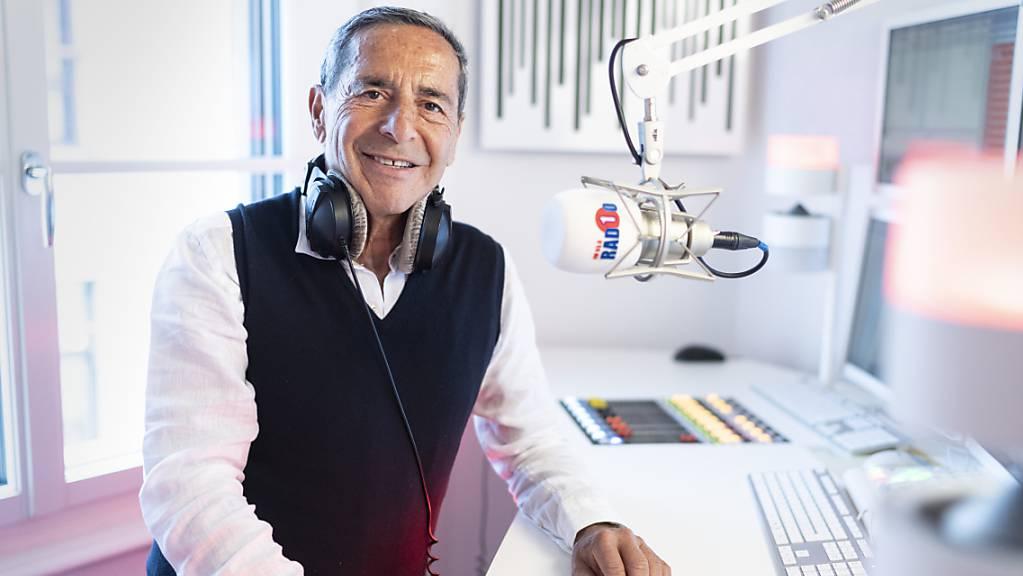 Setzt sich für eine höhere Impfquote ein: TV- und Radio-Moderator Roger Schawinski. (Archivbild)