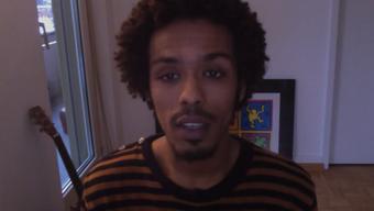 Oliver Jordan Tewelde - bittet auf Facebook um Spenden, um seine Schulden bezahlen zu können.