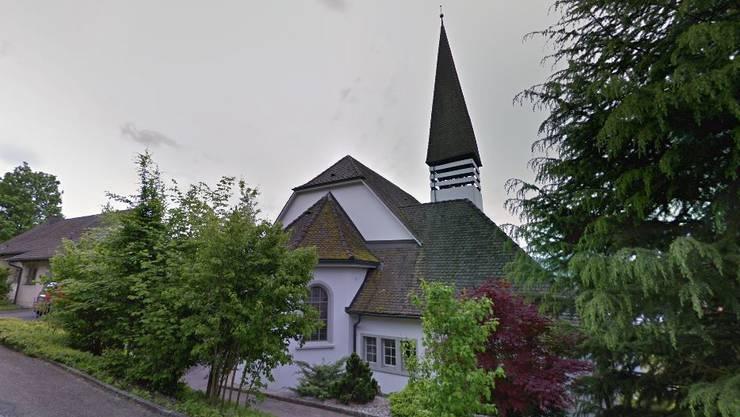 Die reformierte Kirche in Klingnau