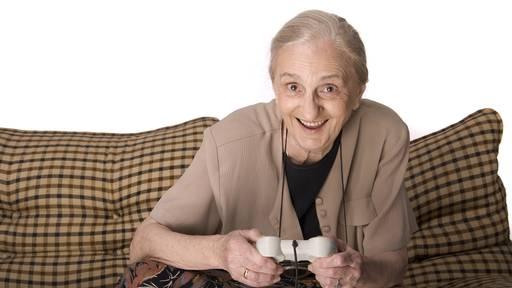 Die meisten Schweizer Gamer sind Senioren