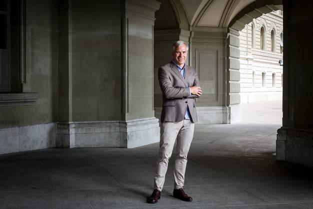 Eine gute Kommunikation mit der Bevölkerung ist ihm wichtig: Martin Ackermann.