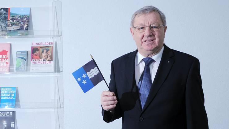 Josef Füglistaller, Präsident Gastro Aargau.