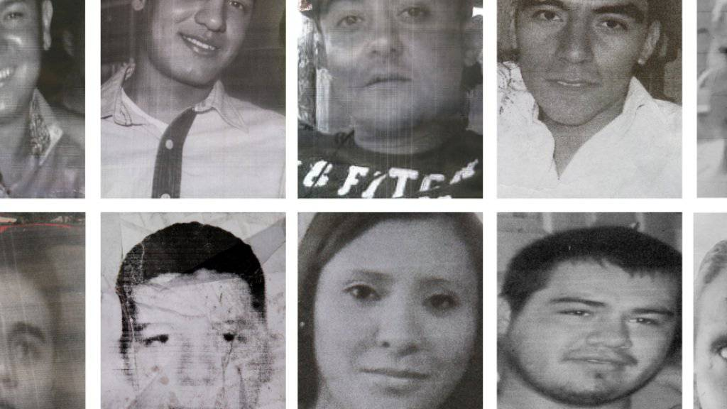 Sie wurden am hellichten Tag aus einer Bar in Mexiko-Stadt entführt: Schuldige zu langen Haftstrafen verurteilt (Archivbild)