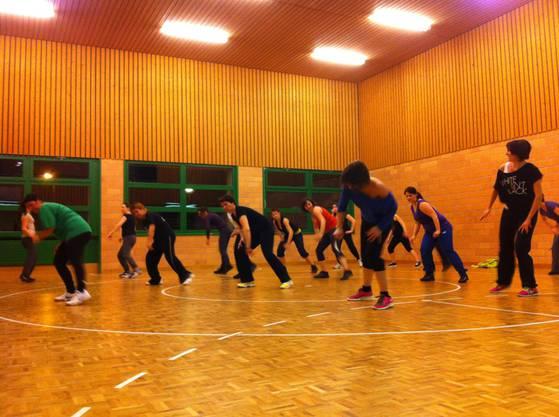 Training (Zumba)