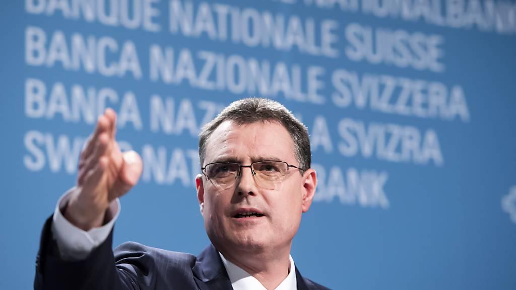 Schweizer Notenbank notfalls zu weiterer Zinssenkung bereit