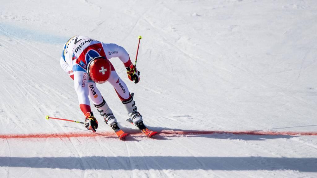 Loic Meillard als bester Schweizer auf Rang 5 – Feller holt sich den Sieg