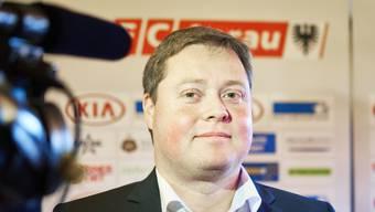 Philipp Bonorand wird per GV 2020 als neuer Präsident vorgeschlagen.