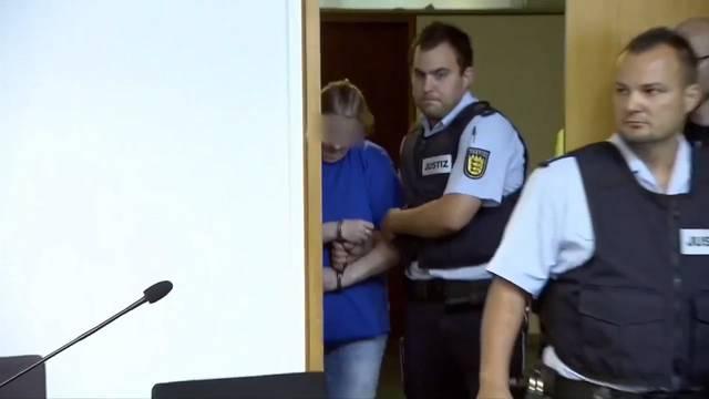 Freiburger Missbrauchsfall: 12,5 Jahre Gefängnis für Mutter
