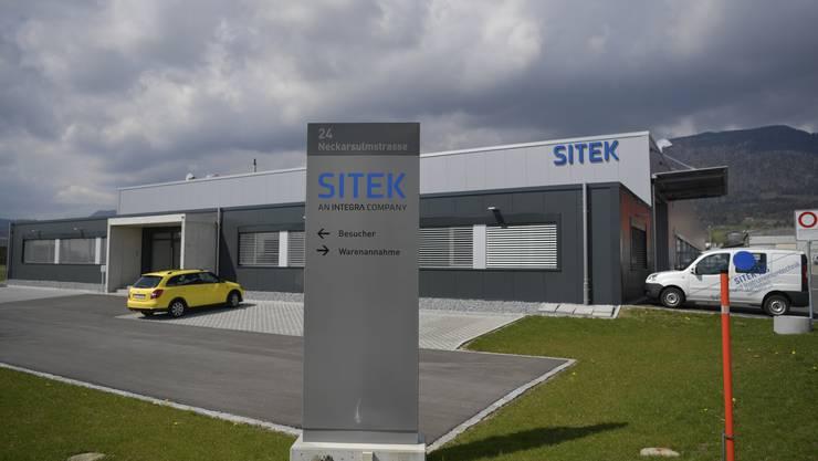 Sitek an der Neckarsulmstrasse übernimmt Firma Marcel Bützer AG aus Münchenbuchsee