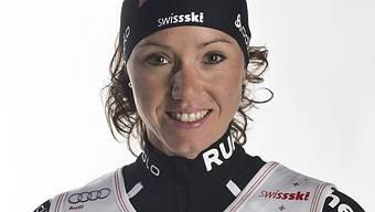 Starkes Rennen in Östersund von Biathletin Selina Gasparin.