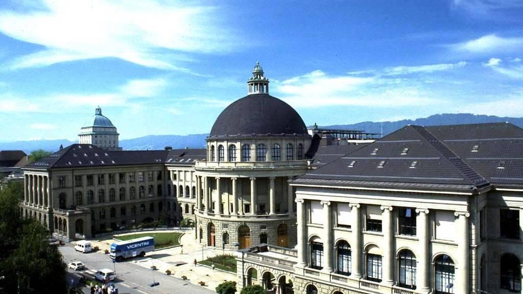 ETH Zürich gehört zu den besten der Welt