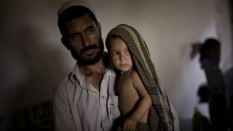 Pakistanische Flüchtlinge