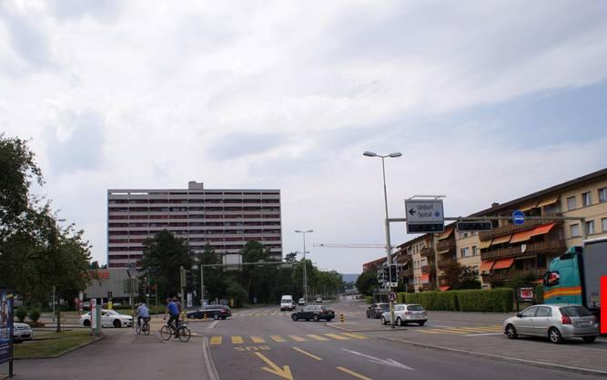 Kesslerplatz soll zu einem der beiden Stadteingänge umgebaut werden.