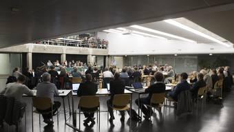 Der Badener Einwohnerrat einigte sich am Mittwoch in der Budgetdebatte auf einen Kompromiss