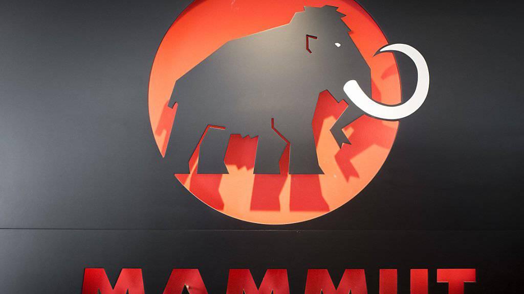 Für die Sportartikelmarke Mammut geht es wieder aufwärts: Mit 18,4 Prozent wuchs ihr Umsatz in den ersten drei Monaten zwar nicht ganz so schnell wie bei den anderen Conzzeta-Segmenten, doch deutlich stärker als noch im letzten Jahr. (Archiv)