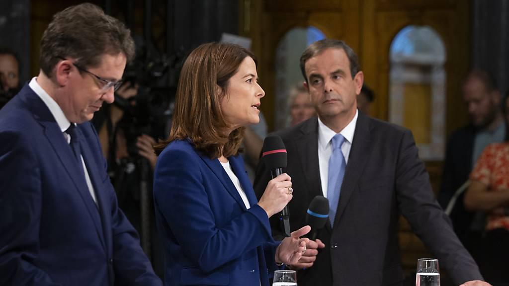 Grüne fordern mittelfristig einen Sitz im Bundesrat
