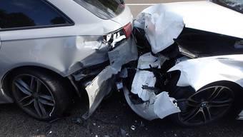 Unaufmerksamkeit und Ablenkung sind die Hauptursachen für Verkehrsunfälle.  (Archivbild)