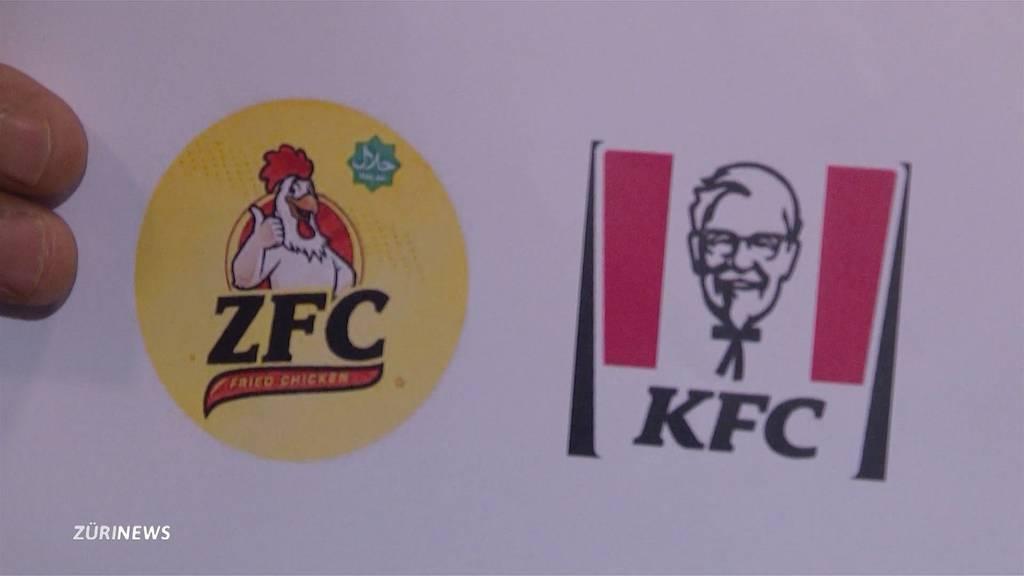 Güggelistreit: KFC droht Zürich Fried Chicken (ZFC)