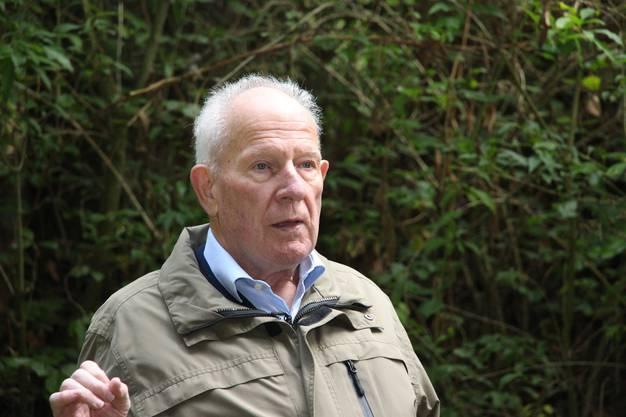 Arthur Schneider, ehemaliger Ammann und Buchautor: «Das Taktieren auf Verjährung ist nicht aufgegangen.»