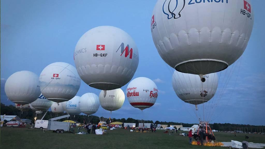 Zwei Thurgauer am härtesten Gasballonrennen: «Auch mal was wagen»