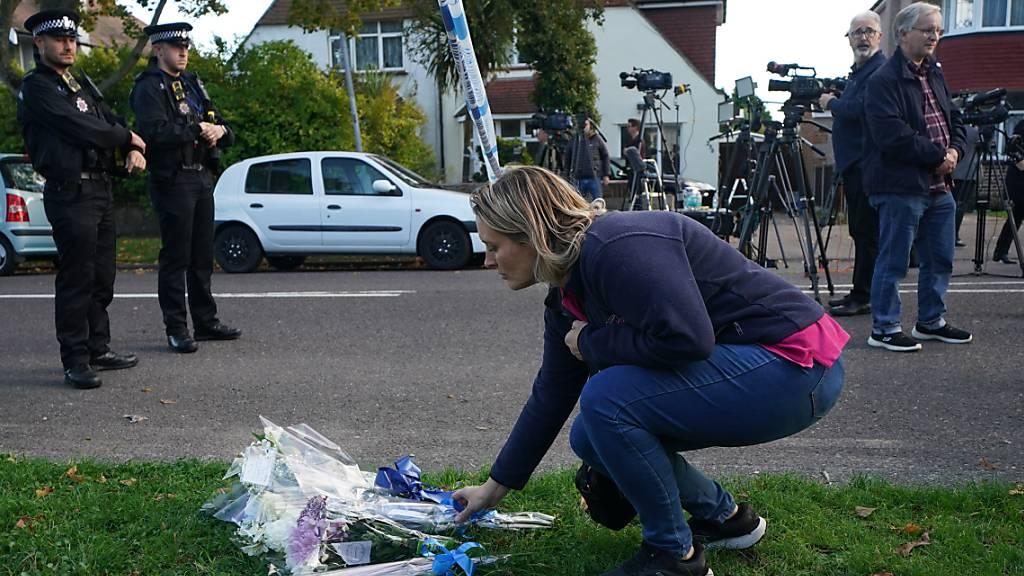 Tödlicher Angriff auf Abgeordneten: Bestürzung in Grossbritannien