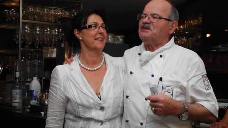 Emil und Alice Blümli gehen in Kürze in Pension und übergeben das Hotel und Restaurant in neue Hände